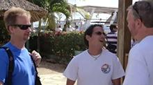 美国科学家与古巴合作研究大白鲨