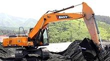 湖南工程机械行业多类产品产销两旺