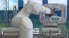 """湖南""""智造"""" 国内首款医药无菌生产智能机器人批量生产"""