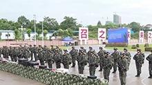 武警湖南总队聚焦练兵备战谋打赢