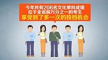湖南本科一批录取工作顺利结束 共录取新生44479人
