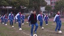 澧县:校园足球热