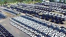 2016年湖南每天新增私人轿车1355辆