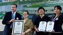 """李自健美术馆被认证为""""全球最大艺术家个人美术馆"""""""