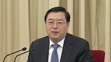 张德江参加江苏代表团审议