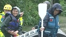 湘潭:转移千名群众紧急避险