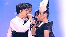 2017<B>迪玛希</B>bastau演唱会:<B>迪玛希</B>&玛依拉《我的白天鹅》