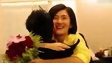 这大概就是爱情最美的样子!重温张杰向谢娜珍贵求婚视频