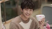 <B>杨洋</B>广告拍摄花絮 愉悦的你更有吸引力