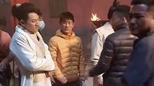 【影视情报员】陈翔《寻秦记》路透 翔哥的手受伤了