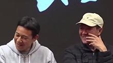 张丰毅被李小冉奉为男神 与李幼斌21年后再合作