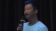吴京为<B>张翰</B>受质疑解围 拍《战狼》系列展现中国有爷们