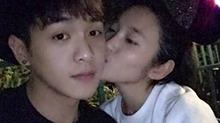 恭喜!张若昀<B>唐</B><B>艺</B><B>昕</B>晒亲吻照公开恋情半个娱乐圈送祝福
