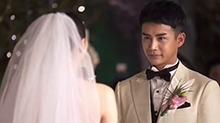 李茂婚礼对弦子告白视频曝光 简单不浮夸的话语最动听!