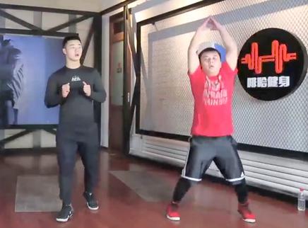 【啡哈健身】全身燃脂训练