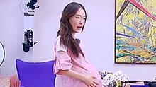 霍思燕大肚子怀二胎?