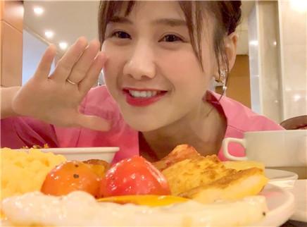 【密子君】高级酒店泰式自助早餐,一顿吃回本,煎蛋真过瘾!