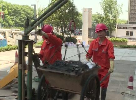长沙城区各大泵站启动新一轮清淤