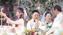 第10期:程潇穿婚纱拍闺蜜照