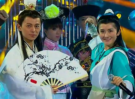 百变大咖秀第三季20130321期:何炅谢娜爆笑重现《绝代双骄》
