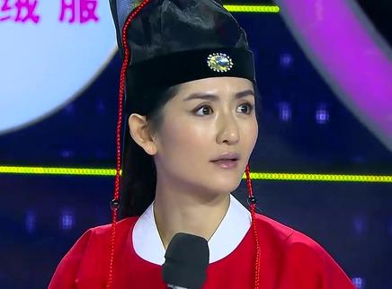百变大咖秀20121122期:谢娜扮展昭表演嘴接飞镖