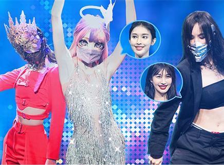第1期:李菲儿张俪炫酷斗舞