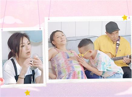 第2期:杨千嬅谈首胎难产经历