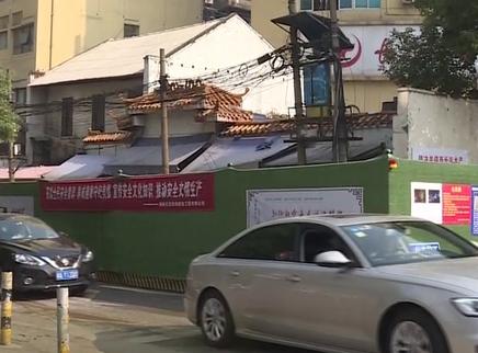 长沙西长街水产禽畜市场关停