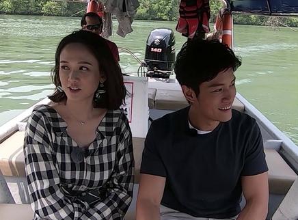第47期:陈乔恩艾伦游船互动