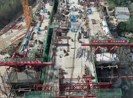长石联络线有望年内建成通车