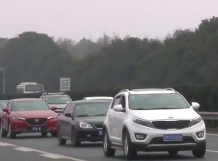 全省高速返程车流量持续攀升