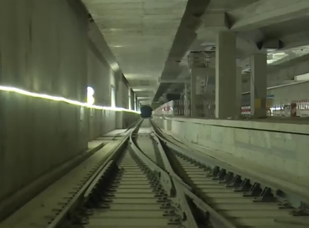 长沙地铁5号线6月全线洞通