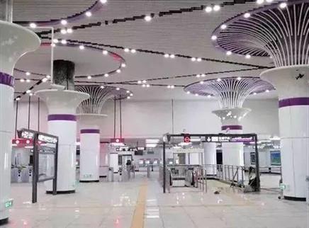 长沙地铁4号线5月26日正式开通