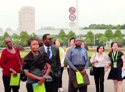 第一届中非经贸博览会6月举行
