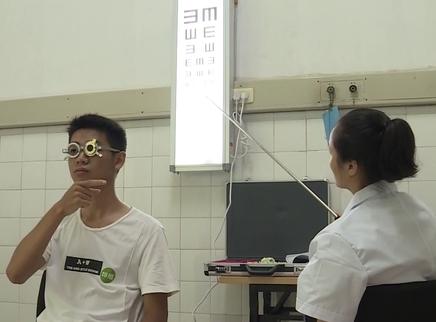 湖南2019军校招生体检面试