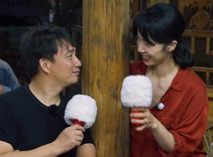 第12期:黃磊孫莉同框盡顯甜蜜