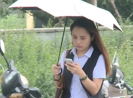 省气象台发布暴雨蓝色预警