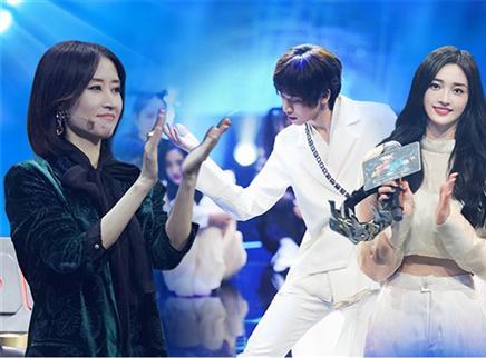 第8期:刘敏涛李子璇混搭热舞