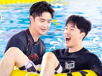 第11期:田亮刘翔水上爆笑拔河