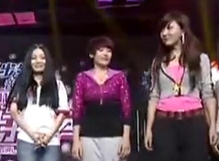 2011快乐女声37强见面会(2)