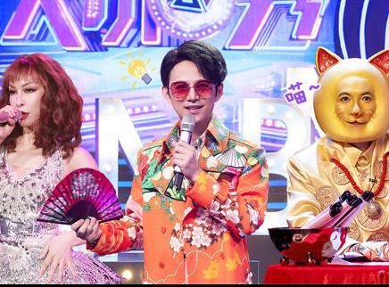第11期:李维嘉扮可爱招财猫